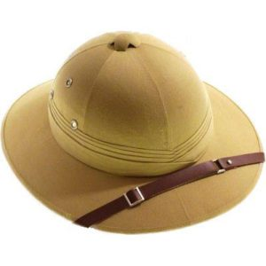Safari Pith Hat | Costume Hire Brisbane | Camelot Costumes