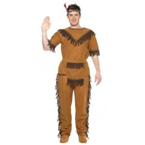 Indian Brave | Costume Hire Brisbane | Camelot Costumes