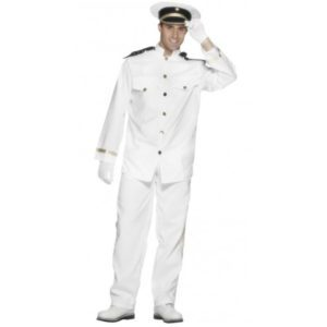 Navy Captain | Costume Hire Brisbane | Camelot Costumes