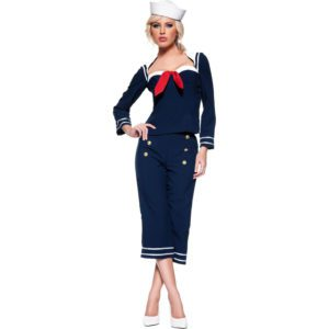 Navy Sailor | Costume Hire Brisbane | Camelot Costumes