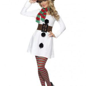 Snowoman | Costume Hire Brisbane | Camelot Costumes