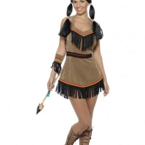 Indian Girl | Costume Hire Brisbane | Camelot Costumes