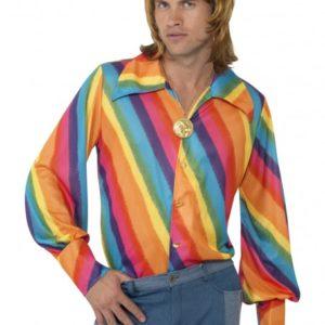 Rainbow Hippie Mens