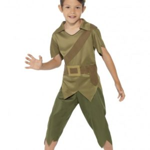 Robin Hood/ Peter Pan | Costume Hire Brisbane | Camelot Costumes