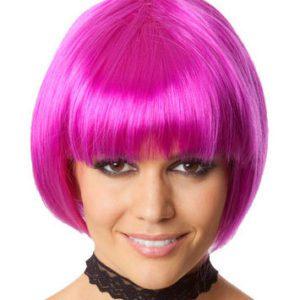 Pink Bob 1920's