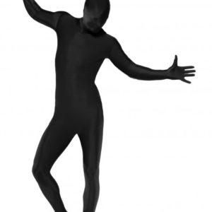 Black Second Skin Suit
