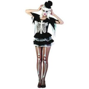 Lady Skeleton | Costume Hire Brisbane | Camelot Costumes