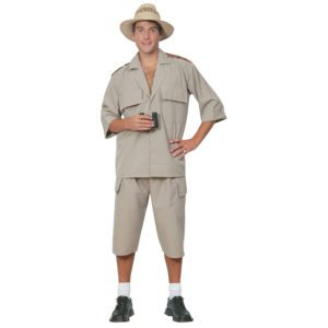 Safari | Costume Hire Brisbane | Camelot Costumes