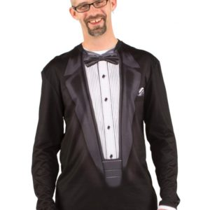 Tuxedo shirt | Costume Hire Brisbane | Camelot Costumes