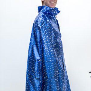 Starry Satin cape | Costume Hire Brisbane | Camelot Costumes