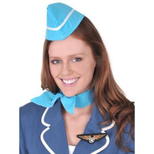 Air Hostess Kit | Costume Hire Brisbane | Camelot Costumes