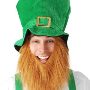 Leprechaun bearded hat