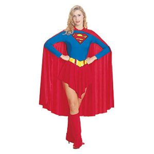 Supergirl | Costume Hire Brisbane | Camelot Costumes
