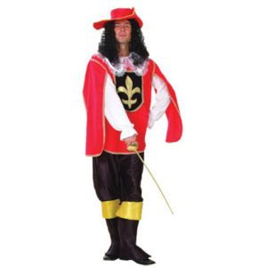 Musketeer | Costume Hire Brisbane | Camelot Costumes