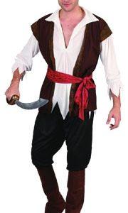 Deckhand | Costume Hire Brisbane | Camelot Costumes