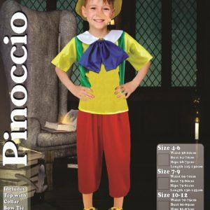 Pinocchio | Costume Hire Brisbane | Camelot Costumes