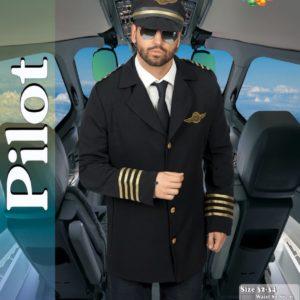 Pilot | Costume Hire Brisbane | Camelot Costumes