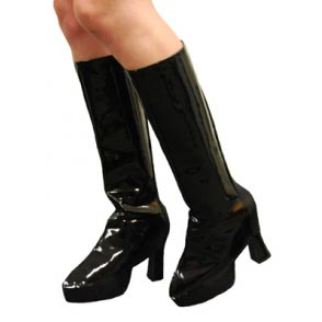 leather Heels | Costume Hire Brisbane | Camelot Costumes
