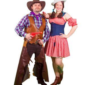 Cowboy + Cowgirl