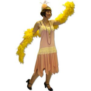 1920's Great Gatsby Dame