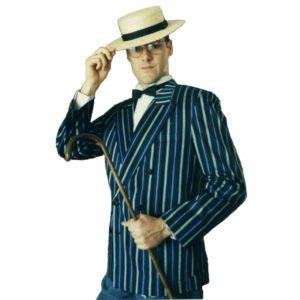 1920's Blue Blazer