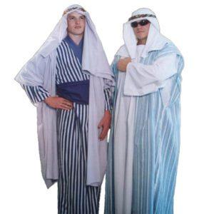 Arabs (Bedouin, Desert-dweller, Sheikh)