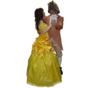 Belle (Beauty and the Beast) | Costume Hire Brisbane | Camelot Costumes