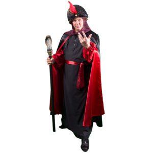 Jafar (Aladdin) | Costume Hire Brisbane | Camelot Costumes