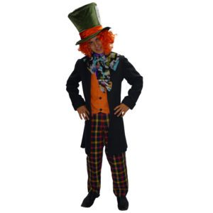 Alice in Wonderland - The Mad Hatter | Costume Hire Brisbane | Camelot Costumes
