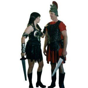 Roman Warriors