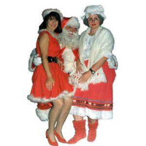 Christmas – Santa's Maids