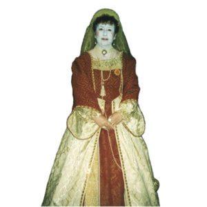 Tudor Queen Elizabeth