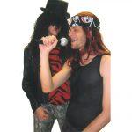 Axl Rose & Slash (Guns N Roses)