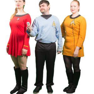 Star Trek – Star Fleet Crew