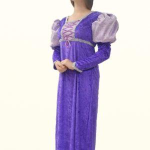 Regency – Purple Dress