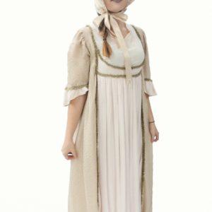 Regency Cream Dress
