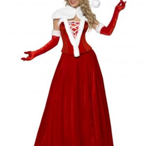 Lady Santa | Costume Hire Brisbane | Camelot Costumes
