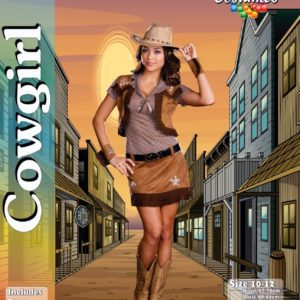 Cowgirl | Costume Hire Brisbane | Camelot Costumes