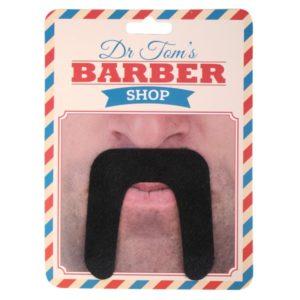 mustache long