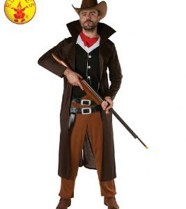 Gunslinger | Costume Hire Brisbane | Camelot Costumes