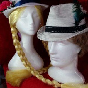 Oktoberfest Hats | Costume Hire Brisbane | Camelot Costumes