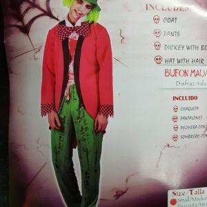 Evil Jester | Costume Hire Brisbane | Camelot Costumes