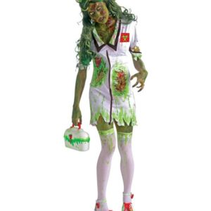 Biohazard Zombie Nurse | Costume Hire Brisbane | Camelot Costumes