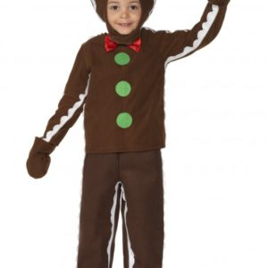 Gingerbread Boy | Costume Hire Brisbane | Camelot Costumes