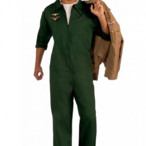 Aviator Jumpsuit | Costume Hire Brisbane | Camelot Costumes