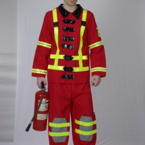 Fireman | Costume Hire Brisbane | Camelot Costumes