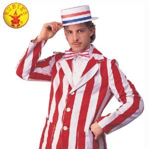 Roaring 20's blazer | Costume Hire Brisbane | Camelot Costumes