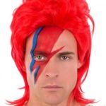 Ziggy / Bowie | Costume Hire Brisbane | Camelot Costumes