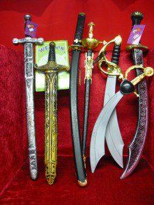 Assorted Swords