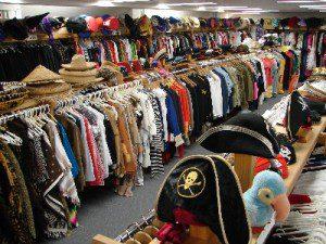 Camelot costumes show room | Costume Hire Brisbane | Camelot Costumes